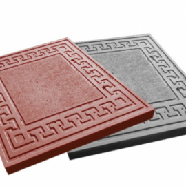 Плитка полимерпесчаная 33 х 33