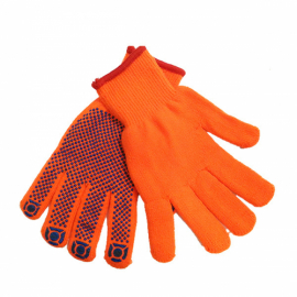 перчатки махровые